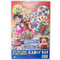 DRAGONBALL CANDY BAR7