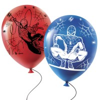 Globos 12__spiderman