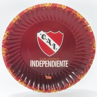 INDEPENDIENTE PLATO