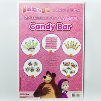 MASHA CANDY BAR