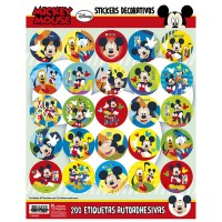 MICKEY STICKERS8