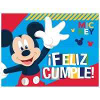 Mickey__Poster FelizCumple