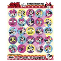 Minnie sticker