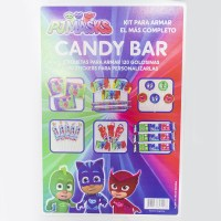 PJ MASKS CANDY BAR