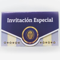ROSARIO CENTRAL INVITACION