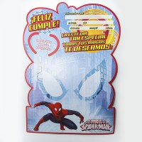 SPIDERMAN AFICHE RECORDATORIO5