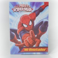 SPIDERMAN ANOTADOR6
