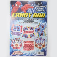 SPIDERMAN CANDY BAR22