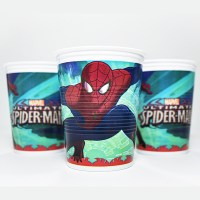 SPIDERMAN VASO7