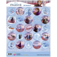 Stickers frozen II-01