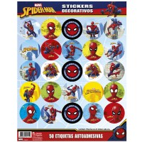 Stickers spiderman-01