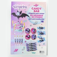 VAMPIRINA CANDY BAR